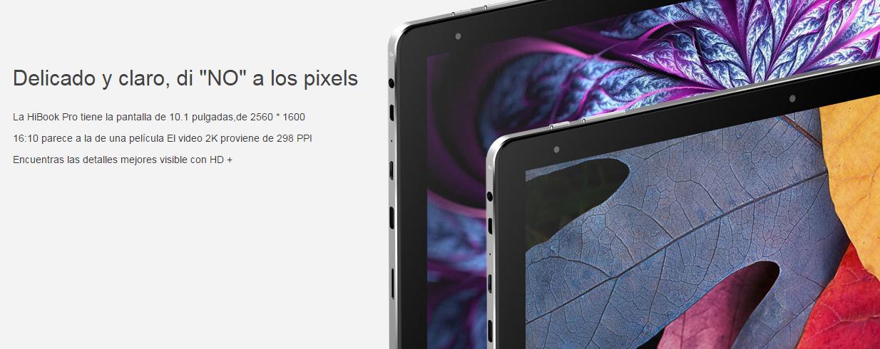 Chuwi HiBook Pro pantalla3