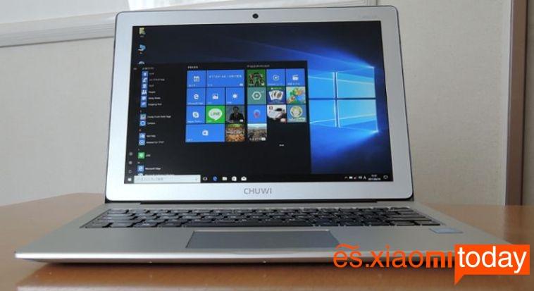 Chuwi Lapbook 12.3 diseño