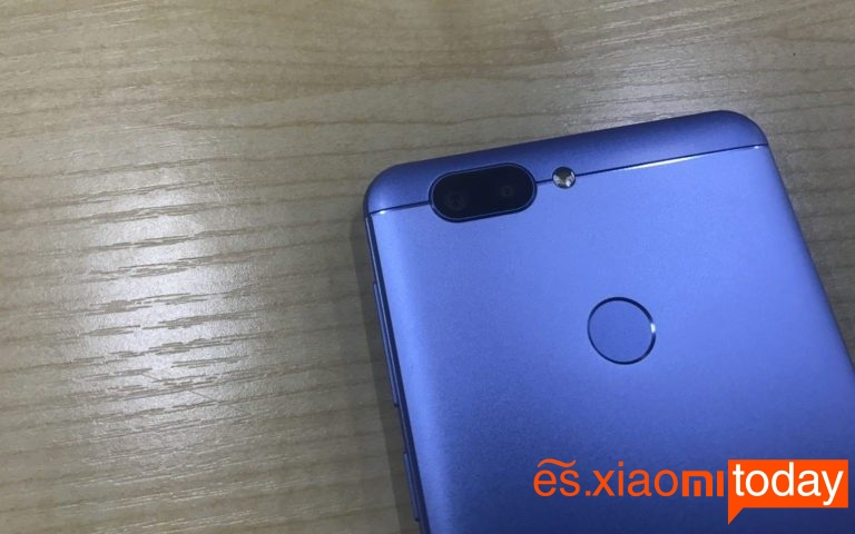 Elephone P8 Mini sensor huellas