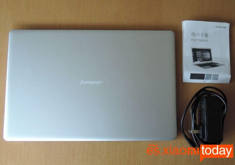 Jumper EZBook 3 Pro caja