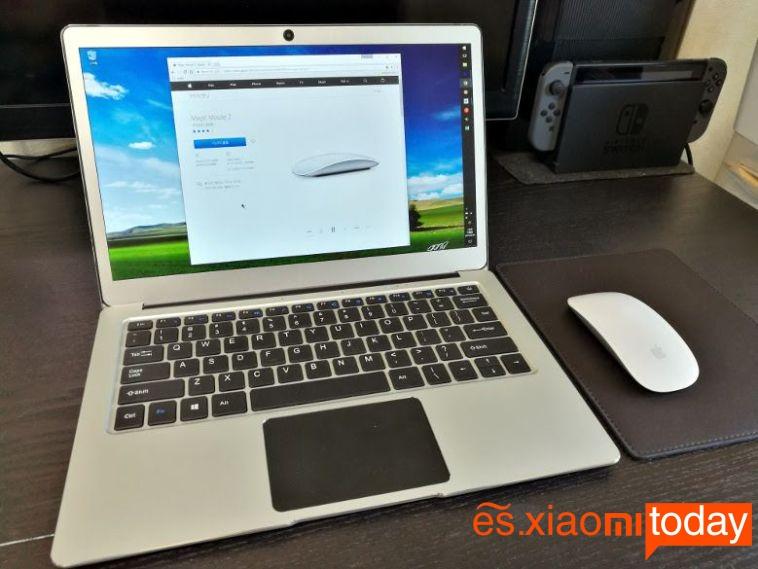 Jumper EZBook 3 Pro conclusión