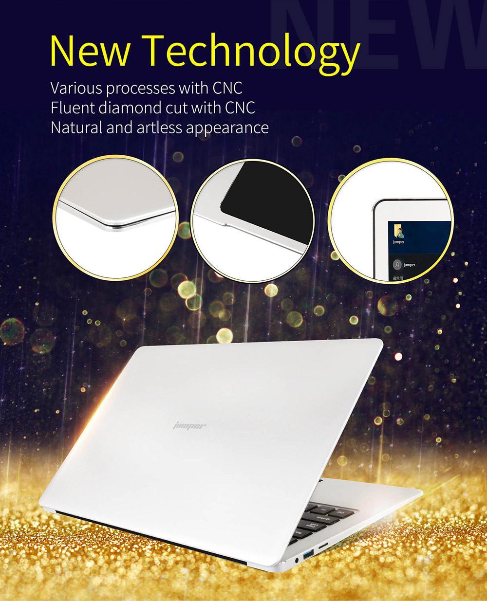 Jumper EZBook 3 Pro diseño