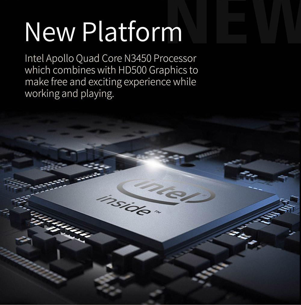 Jumper EZBook X3 hardware