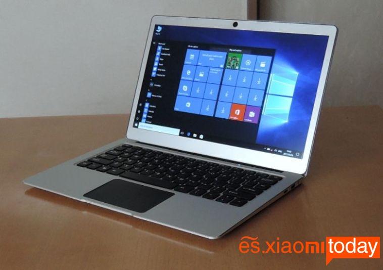 Jumper EZBook 3 Pro primera impresión