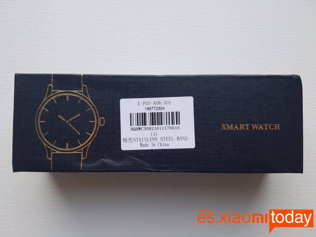 K88H Smartwatch Caja