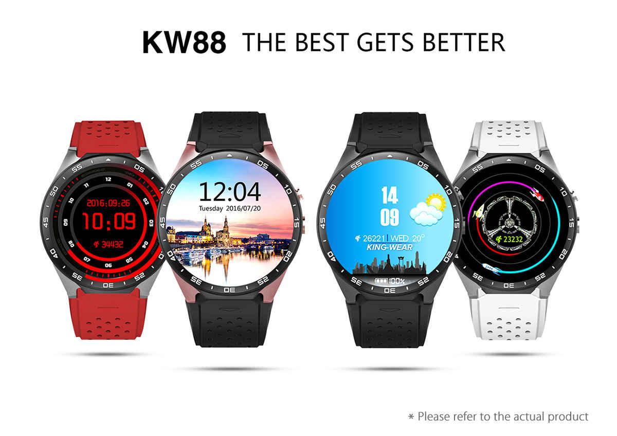 KingWear KW88 colores
