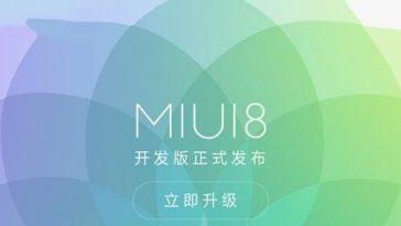 MIUI 8.7 Destacada