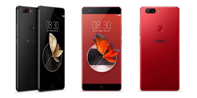 Nubia Z17 Smartphone