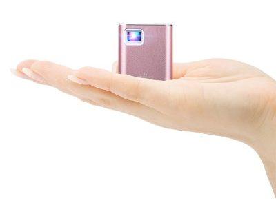 P6 Portable Smart Mini DLP primera impresión