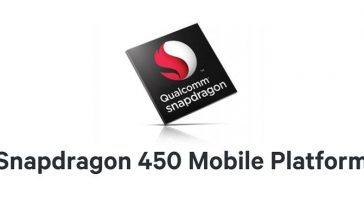 Snapdragon 450 destacada