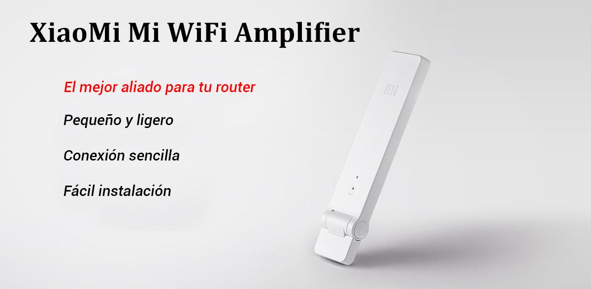 Xiaomi Amplificador destacada