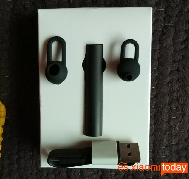 Xiaomi Mi Bluetooth Paquete 0