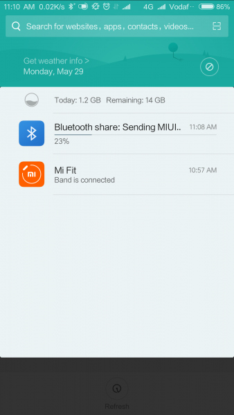 Xiaomi Mi Bluetooth Headset funciones 1