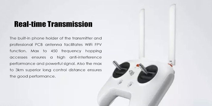 Xiaomi Mi Drone 4k transmisor