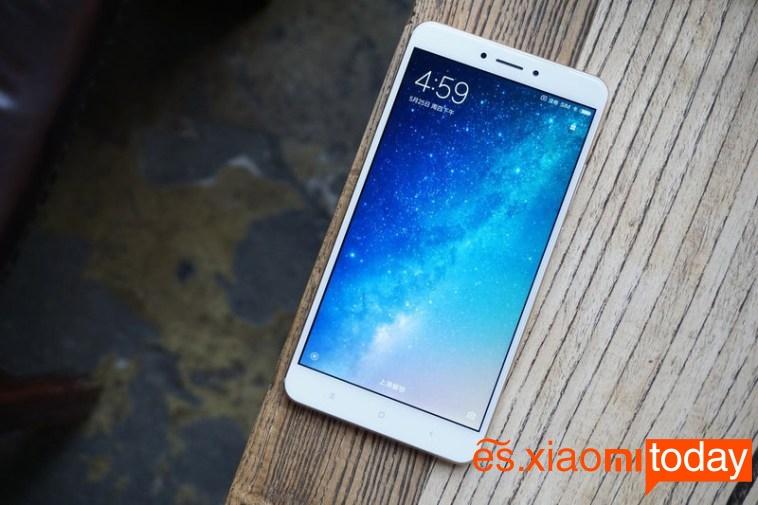 Xiaomi Mi MAX 2 Imagen principal
