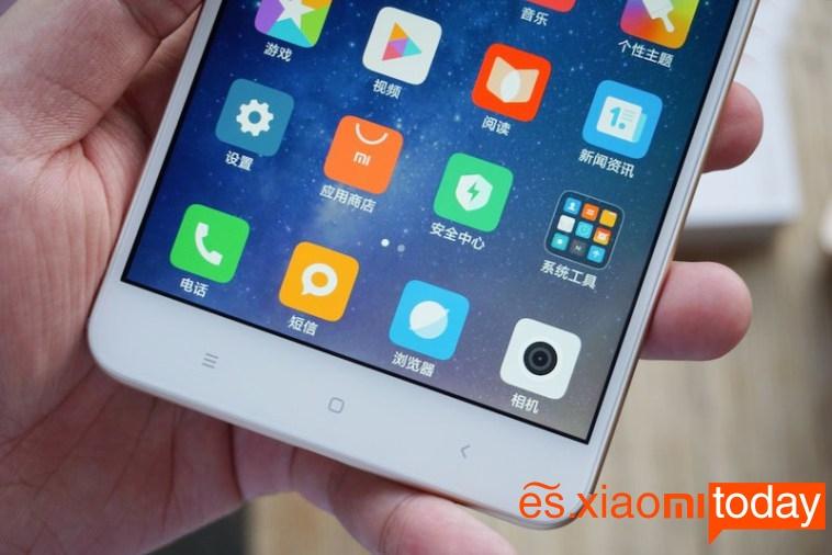 Xiaomi Mi MAX 2 desempeño
