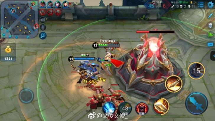Xiaomi Mi MAX 2 rendimiento en juegos