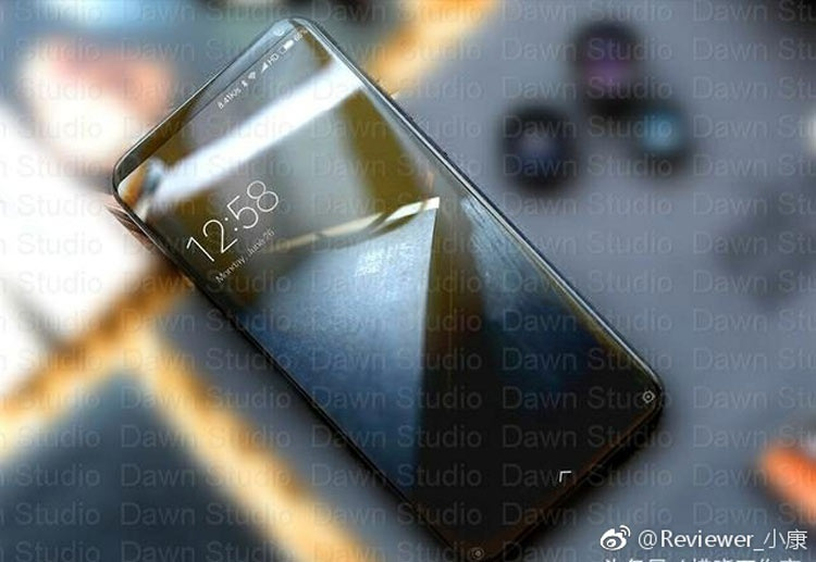 Xiaomi Smartphone sin biseles