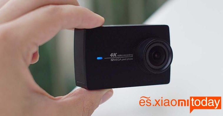 Xiaomi Yi 2 4K diseño