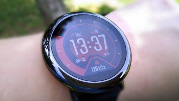 Xiaomi Amazfit Smartwatch destacada