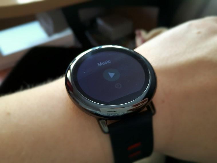 Xiaomi Amazfit Smartwatch funciones