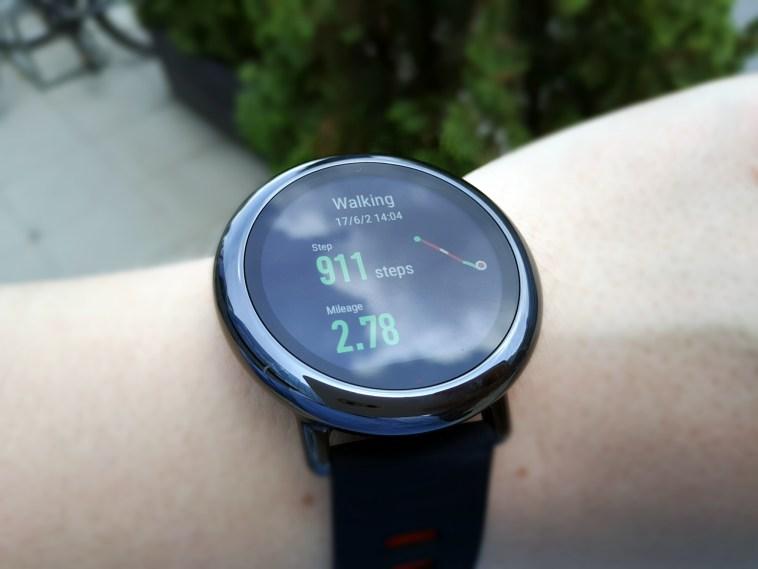 Xiaomi Amazfit Smartwatch hardware