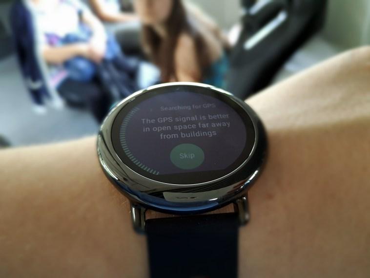 Xiaomi Amazfit Smartwatch sincronización