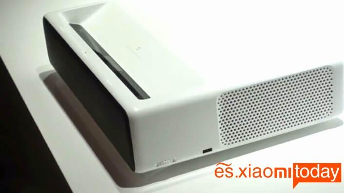 Xiaomi Mi Laser Projector diseño