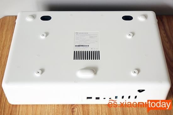 Xiaomi Mi Laser Projector parte inferior