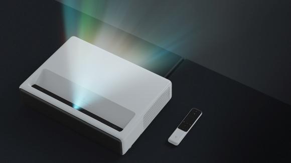 Xiaomi Mi Laser Projector first impression