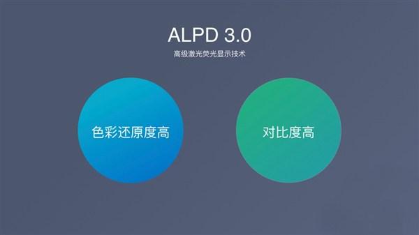 Xiaomi Mi Laser Projector alpd 3.0