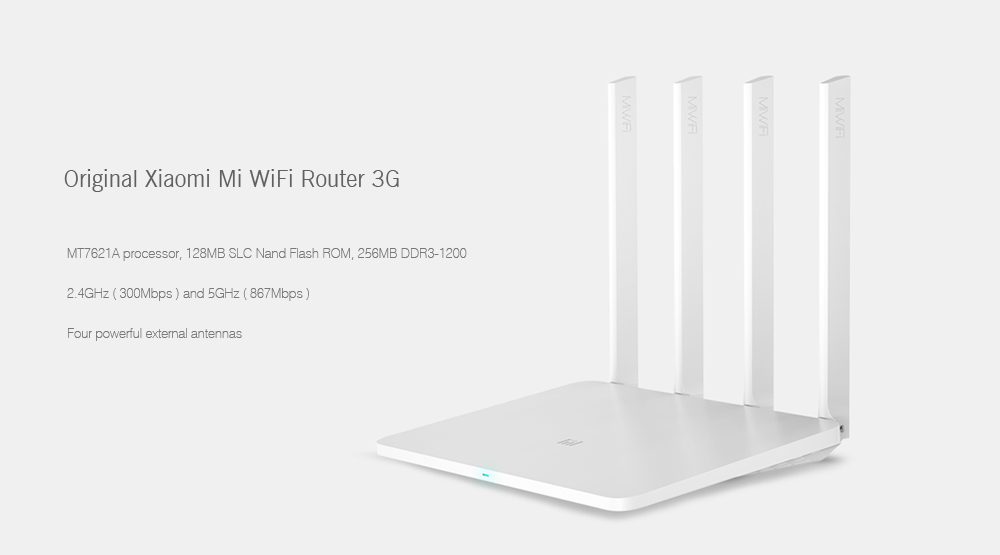 Xiaomi WiFi Router 3G destacada