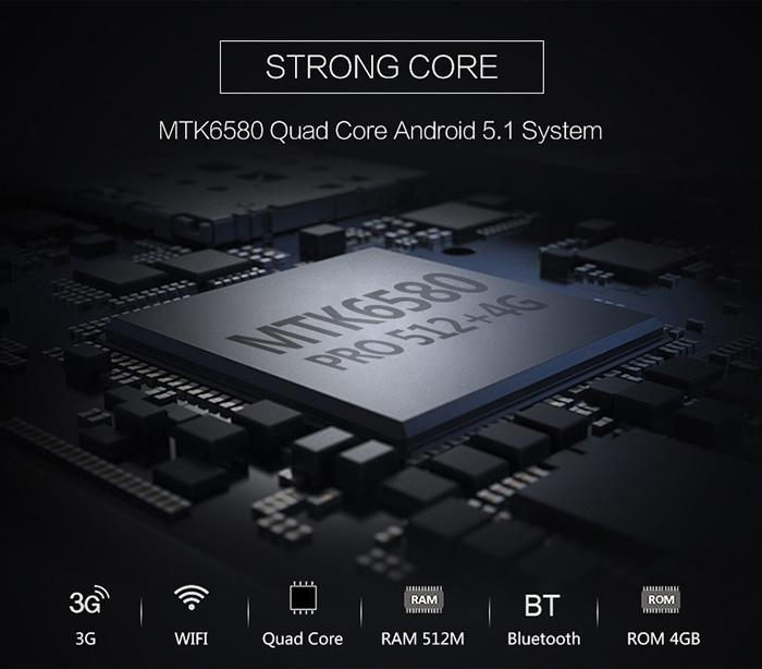 Y5 3G hardware