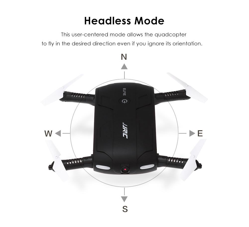 Drone H37 ELFIE Vuelo