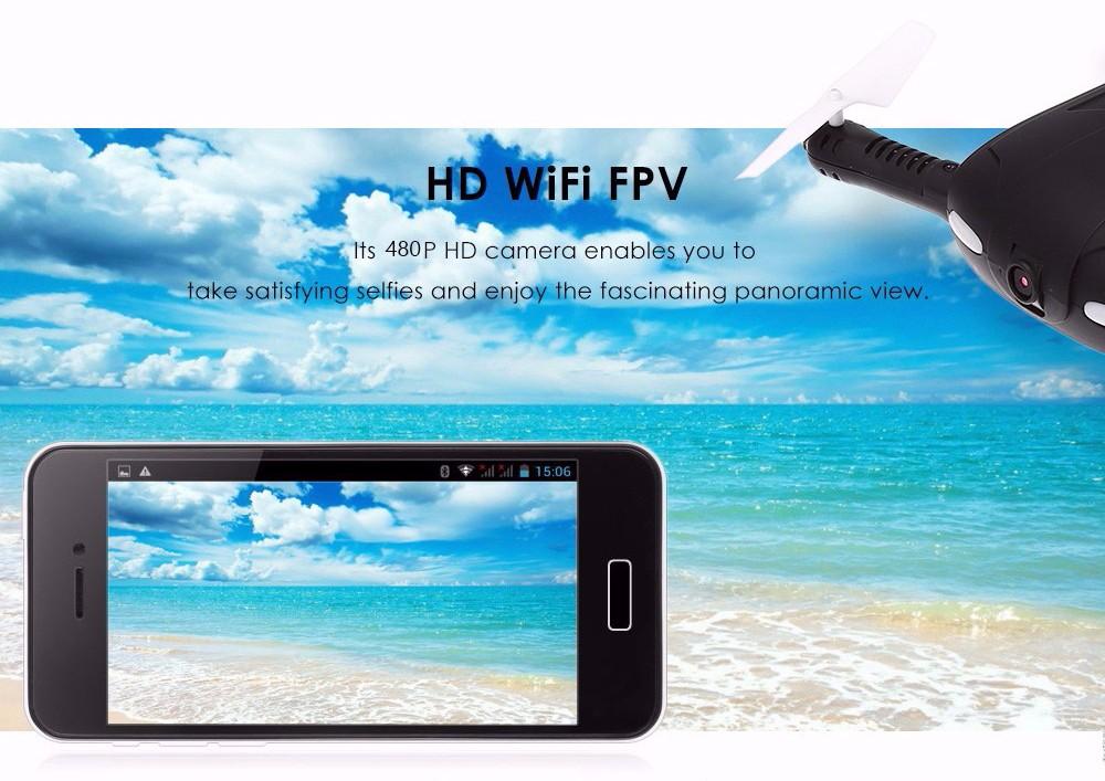 Drone H37 ELFIE Wifi