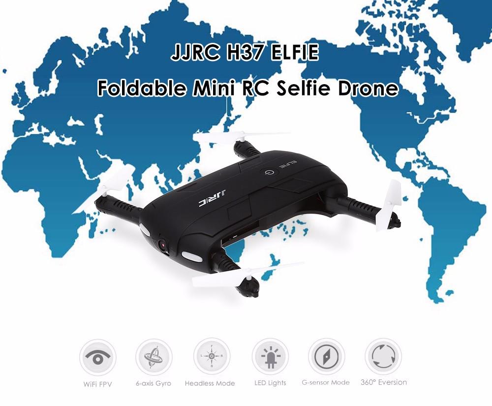 Drone H37 ELFIE Para Selfies