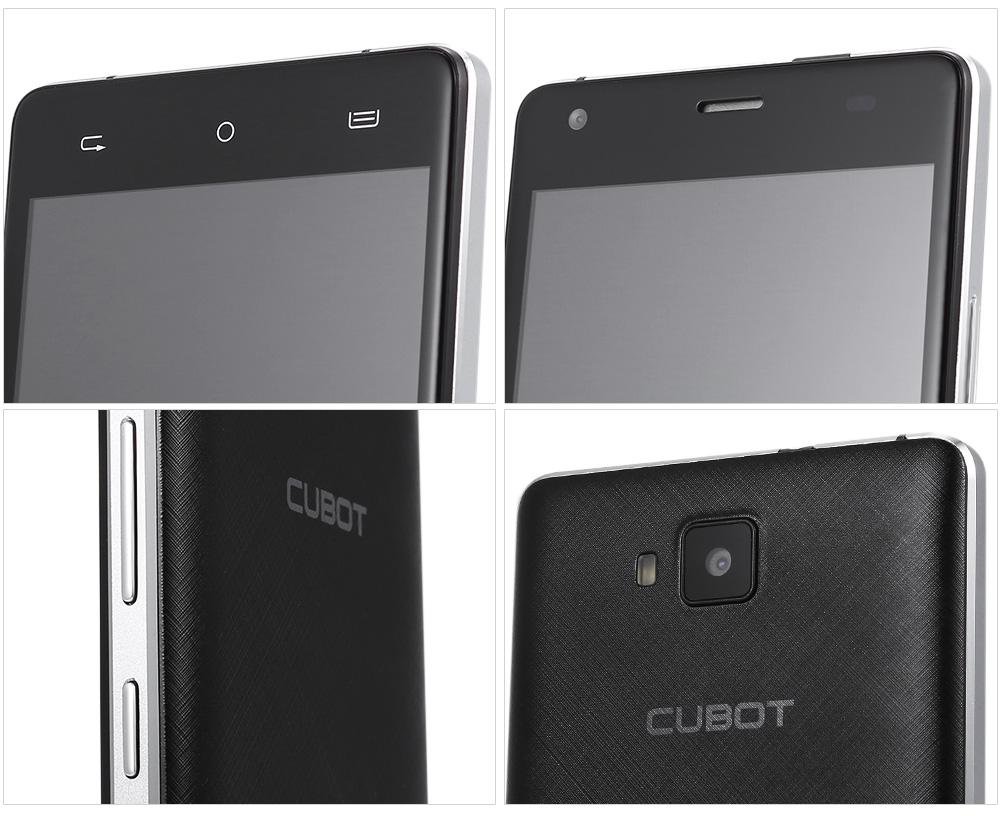 CUBOT Echo Diseño