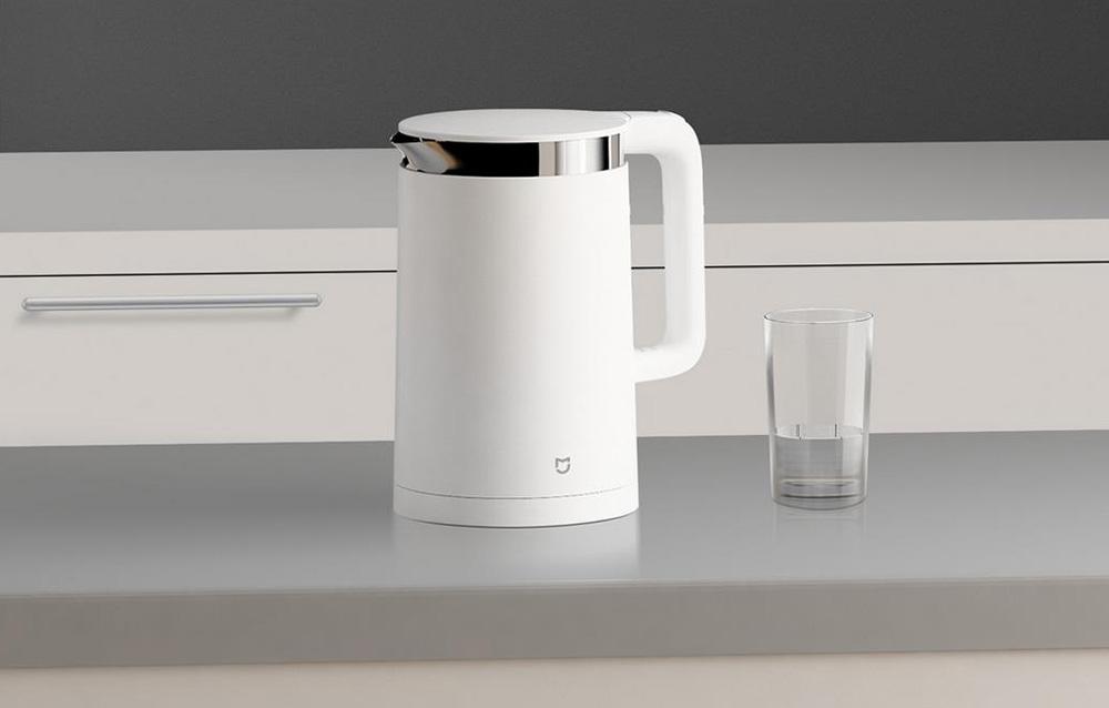 Geekbuying oferta electrodomésticos Xiaomi - Mijia Electric Kettle