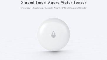 Xiaomi Smart Water Sensor Destacada