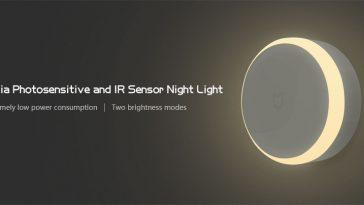 Xiaomi MiJIA IR Night Light Destacada