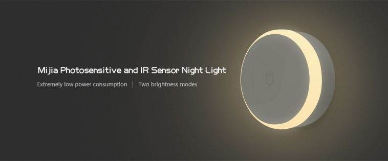 Xiaomi MiJIA IR Night Light Destacada