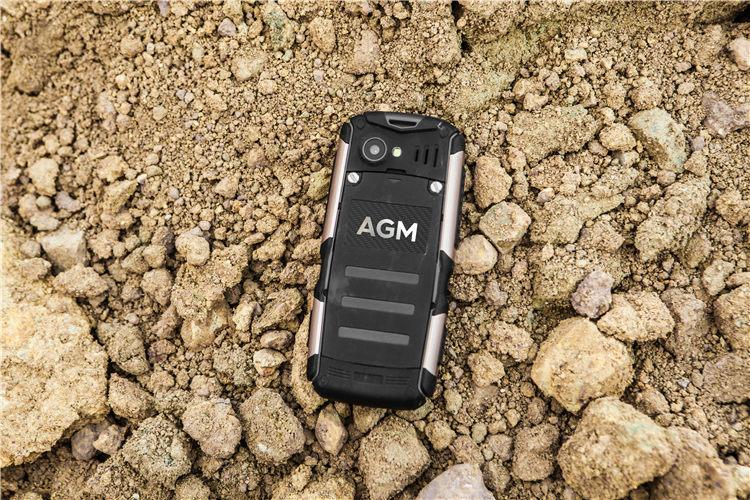 AGM M1 hardware