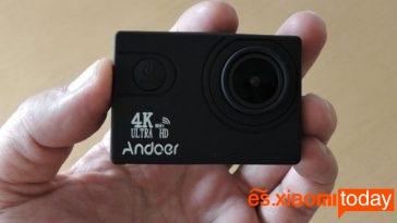 Andoer AN4000 4K destacada
