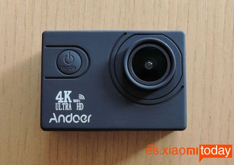Andoer AN4000 4K diseño
