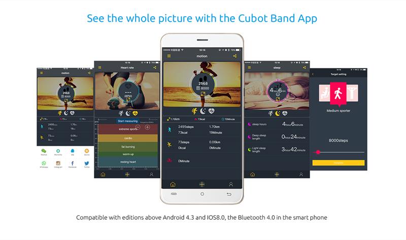 Cubot S1 App
