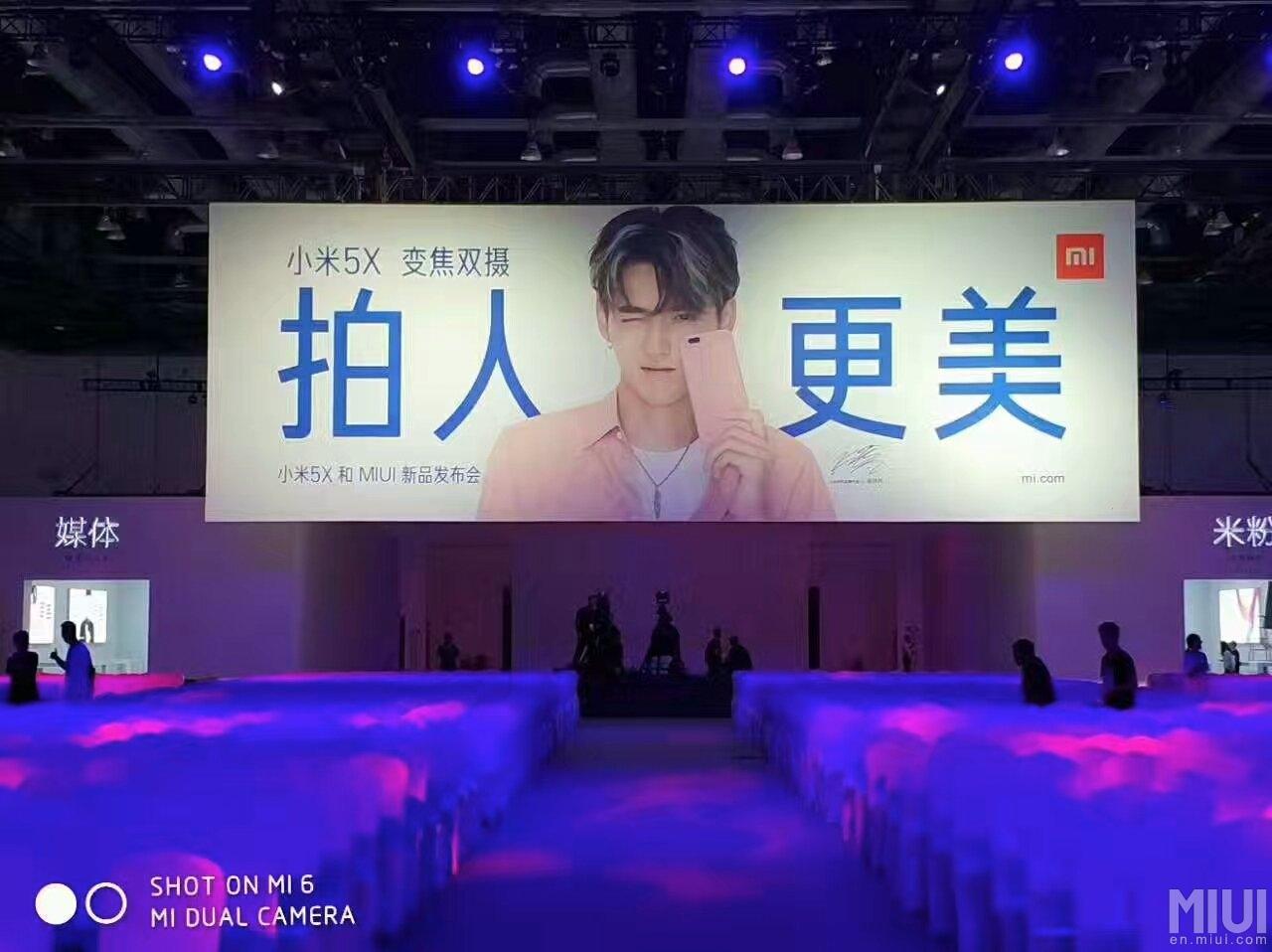 Disponibilidad y precio del Xiaomi Mi 5X