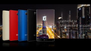 Elephone S8 destacada
