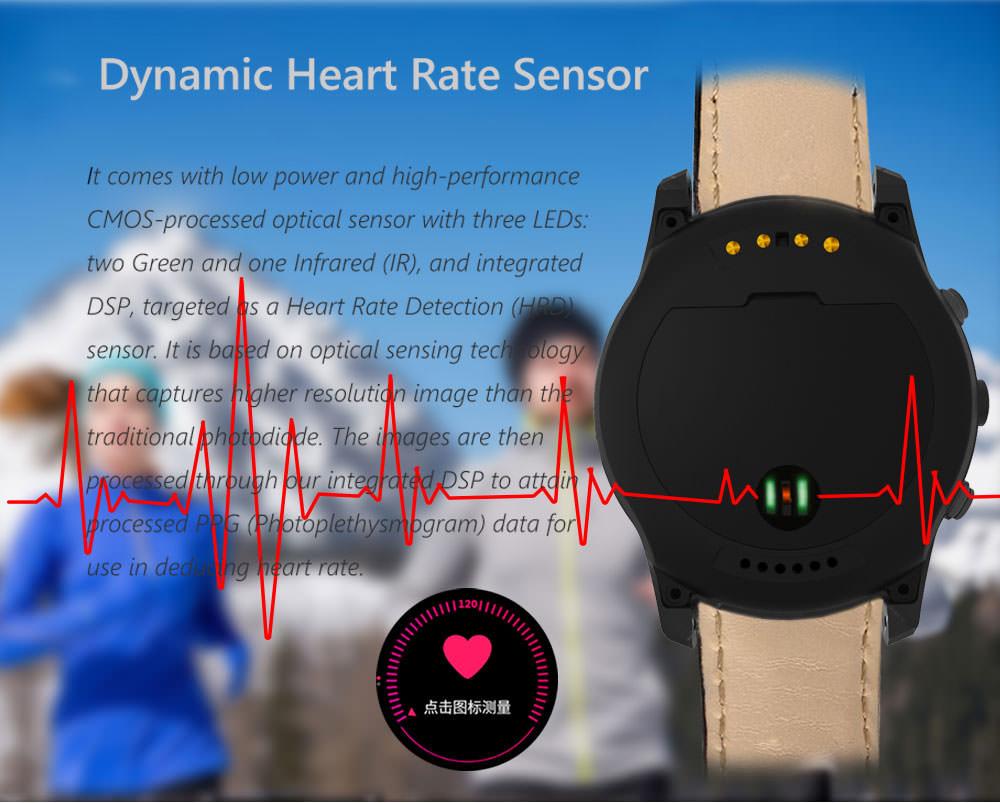 Finow Q7 monitor frecuencia cardíaca