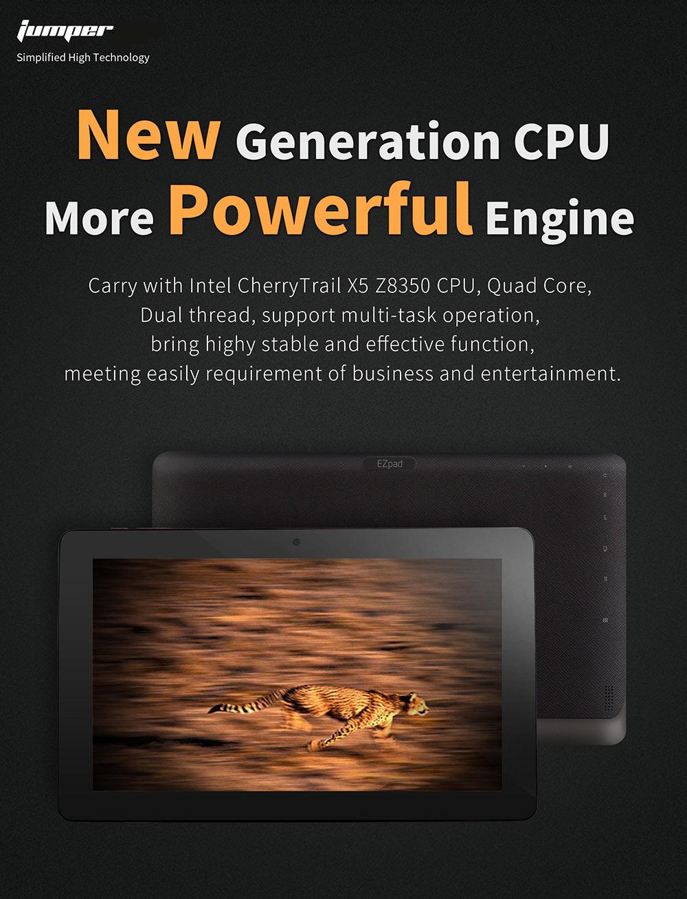 Jumper EZPad 4S Pro hardware