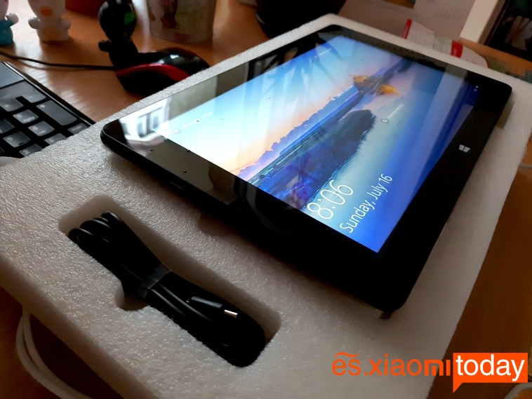 Jumper Ezpad 4S Pro primera impresión 2